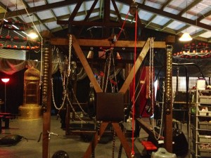 Mistress Dior 's Dungeon